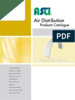 ASLI 02 Supply Air Grilles Set -AIR Conditioning