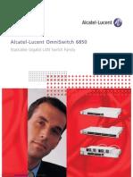 Alcatel-Lucent 6850 Brochure