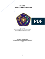 NURRAHMAWATIMLAILY&ARIYANDHIRAHMAN_RSM GRESIK_KI (kedokteran industri).doc