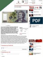 Bancnotele de 500 de Lei Nu Vor Mai Exista