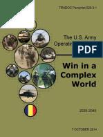 Operativni Koncept Americke Kopnene Vojsketp525!3!1