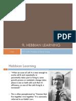 09 Hebbian Learning