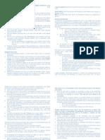 Patrnership Digests 5-7