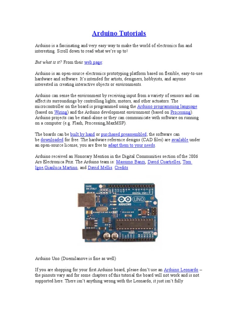 Arduino Manufactured Goods An Experiment With Ldr And Build Circuit
