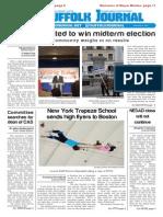 The Suffolk Journal 11/5/2014
