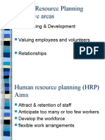 SM6 Human Resources OHPs