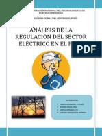 Sector Electrico en El Perú