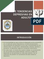 Escala de Tendencias Depresivas en Adultos