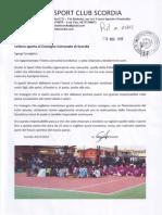 lettera aperta al consiglio comunale sport club.PDF