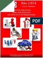 Boletín de Servicios Al Afiliado 2014-3