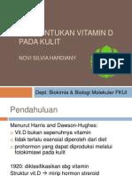 Pembentukan Vitamin D Pada Kulit