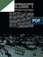 Funambulist Papers Vol 1 eBook