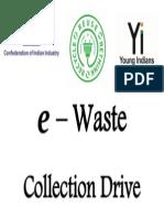 e Waste Box Print