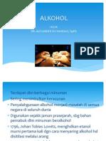 ALKOHOL (Bahan Mengajar Okt 2014)