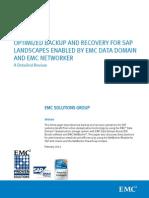 Backup Oracle Sap