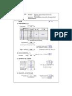 Calculo de Soporte Tipo Durmientes Scd-001 y Scd-002