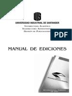Manual Editorial
