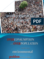 Population Growth Project Group 3
