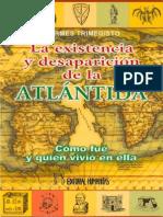 Trimegisto, Hermes - La Atlántida