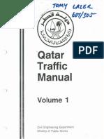 Qatar Traffic Manual