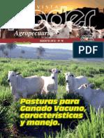 PODER AGROPECUARIO - GANADERIA - N 16 - AGOSTO 2012 - PARAGUAY - PORTALGUARANI