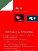 Clase 10 - Amor