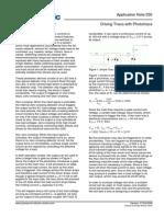 Panasonic OptoTriac Formula