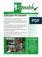 Topnotch Volume 1 Issue 1