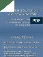 Calcium, PTH Bloc 9-Rev