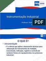 Modelo - Instrumentação - Temperatura