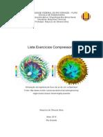 Lista Exercicios - Compressores-2014