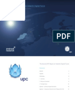 The Second UPC Report on Ireland's Digital Future