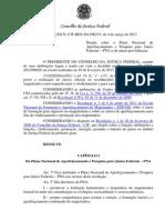 Res 233-2013 Profissionais de Saúde