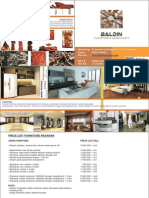 Brosur Furniture