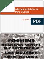 Historia Del Feminismo Cusco-Perú