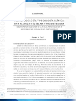 Neuropsicologia y Clinica