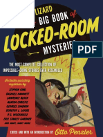 The Black Lizard Big Book of Locked-Room Mysteries edited by Otto Penzler