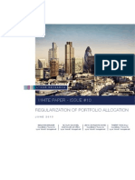 Regularization of Portfolio Allocation - Lyxor White Paper,