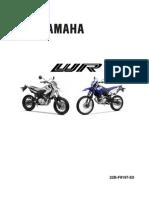 yamaha wr125 service manual fuel injection carburetor rh scribd com
