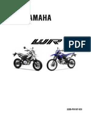 yamaha wr125 service manual | fuel injection | technology & engineering  scribd