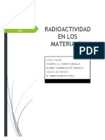 FISICA radiactividad
