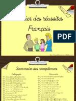 Cahier de Réussite_Par Sevrine