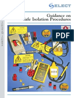 select - safe isolation procedures