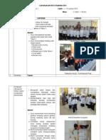 Laporan Aktiviti Transisi 2014