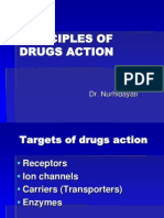 Principles of Drugs Action