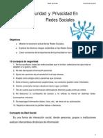 REdes Sociales FenixTech System