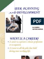 Career Planning & Dvelopment