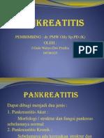Pankreatitis