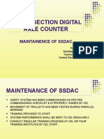 SSDAC - maintainence