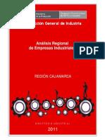 Análisis Regional de Empresas Industriales